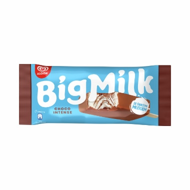 BIG MILK Choco intense 30x100ml